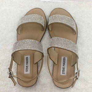 NWOT- Steve Madden Women's Alea Sandal (Size: 6.5)
